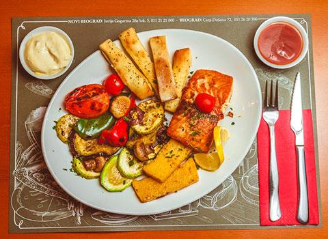 Supe i glavna jela dostava Beograd
